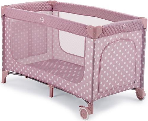Кровать-манеж Happy Baby Martin Rose (8)
