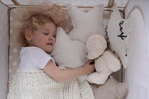 Кровать-манеж Happy Baby Martin Rose (14)