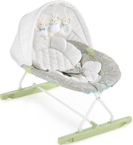 Кровать-манеж Happy Baby Lagoon V2 Blue (6)