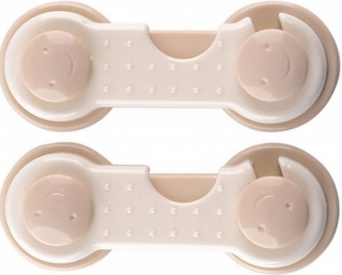 Блокиратор Happy Baby для стеклянных дверей Cabinet Lock (3)