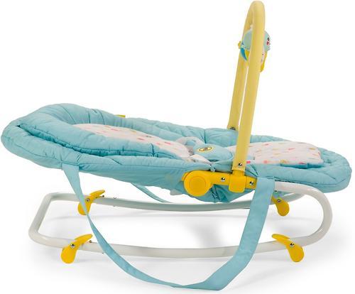 Шезлонг Happy Baby Nesty Green (12)