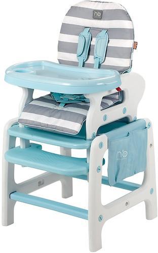 Стульчик для кормления Happy Baby Oliver blue (5)