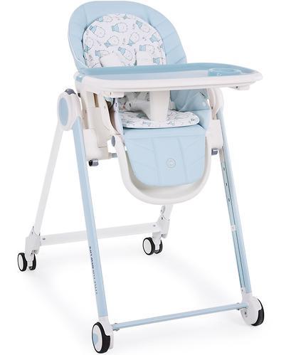 Стул для кормления Happy Baby Berny Blue (7)