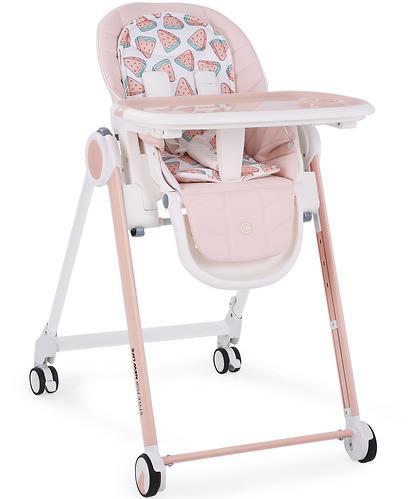 Стул для кормления Happy Baby Berny Pink (7)