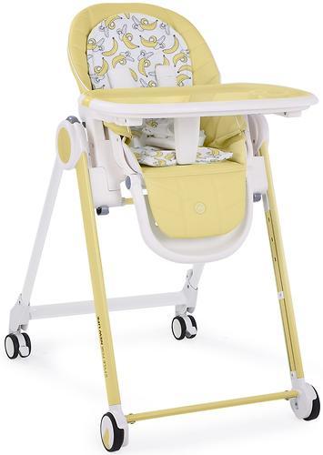 Стул для кормления Happy Baby Berny Yellow (7)