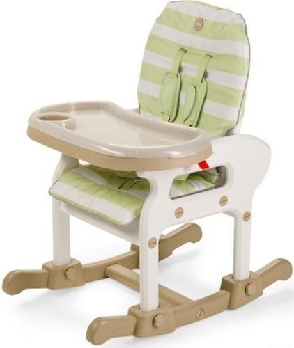 Стульчик Happy baby Oliver V2 Green (7)