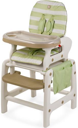 Стульчик Happy baby Oliver V2 Green (6)