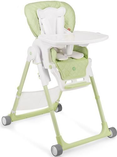 Стульчик для кормления Happy Baby William V2 Green (12)