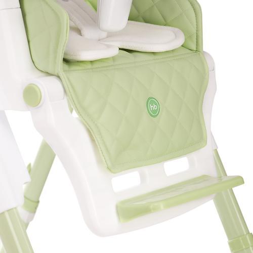 Стульчик для кормления Happy Baby William V2 Green (20)