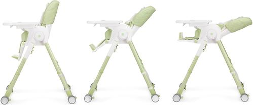 Стульчик для кормления Happy Baby William V2 Green (15)