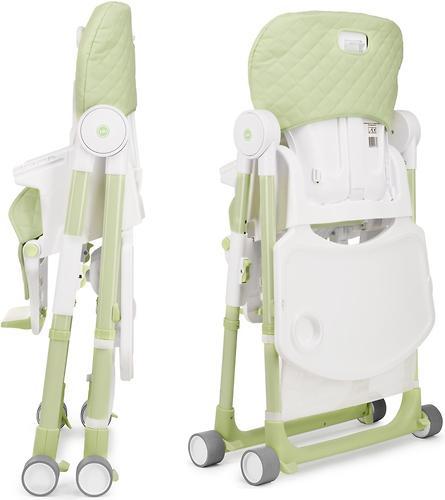 Стульчик для кормления Happy Baby William V2 Green (16)