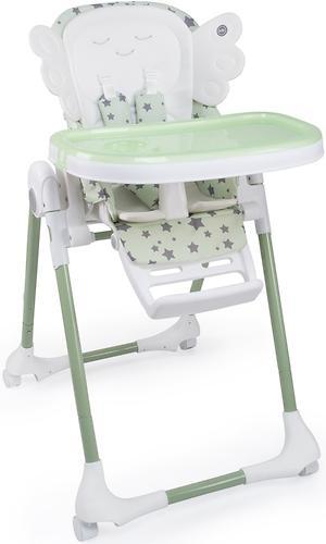 Стульчик для кормления Happy Baby Wingy Green (9)
