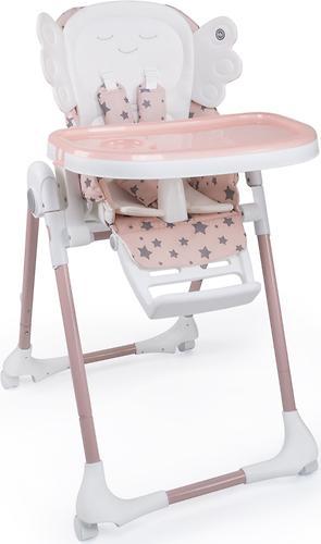 Стульчик для кормления Happy Baby Wingy Pink (8)