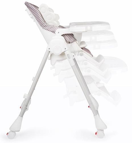 Стульчик для кормления Happy Baby Wingy Gray (10)