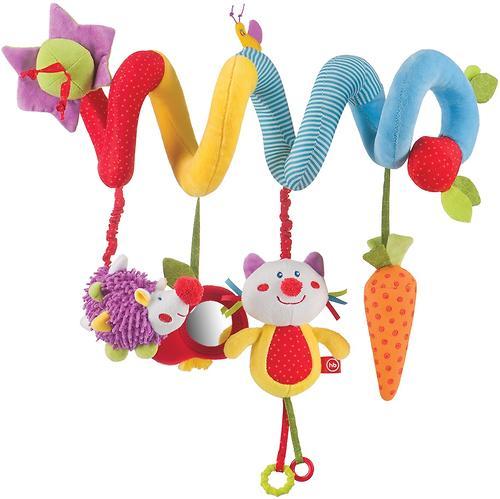Игрушка-подвеска Happy Baby PRETTY GARDEN (3)