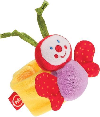 Браслет-погремушка Happy Baby Funny Butterfly (3)