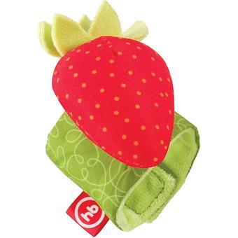 Браслет-погремушка Happy Baby Juicy Strawberry - Minim