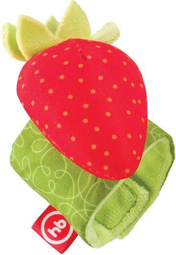 Браслет-погремушка Happy Baby Juicy Strawberry (3)