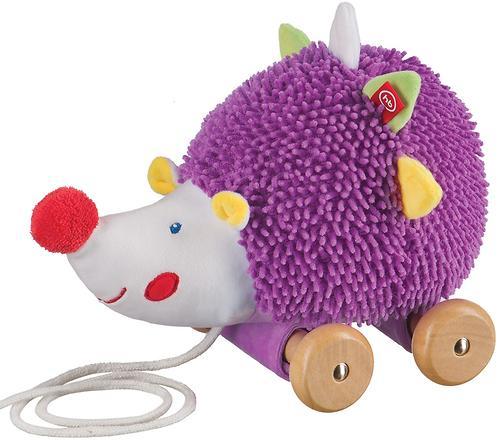 Игрушка-каталка Happy Baby Speedy Hedgecog (4)