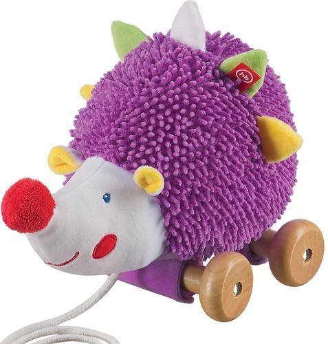 Игрушка-каталка Happy Baby Speedy Hedgecog (5)