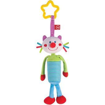 Игрушка-колокольчик Happy Baby Perky Kitty - Minim