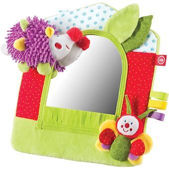 Игрушка-зеркало Happy Baby Mirror Garden - Minim
