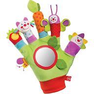 Игрушка-перчатка Happy Baby Garden Inhabitants