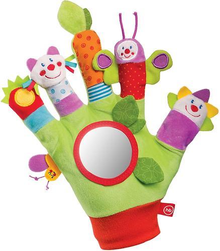 Игрушка-перчатка Happy Baby Garden Inhabitants (3)