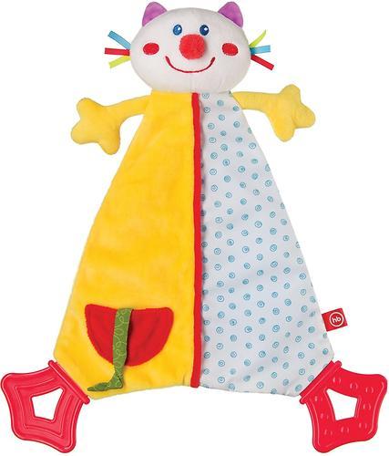 Игрушка-платок Happy Baby Dreamy Kitty (1)