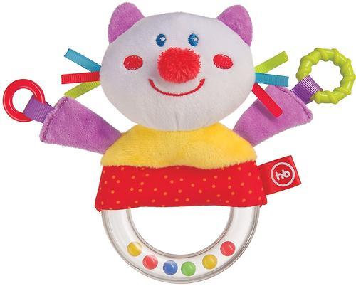 Погремушка-пищалка Happy Baby Funny Kitty (3)