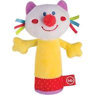 Игрушка-пищалка Happy Baby Cheepy Kitty