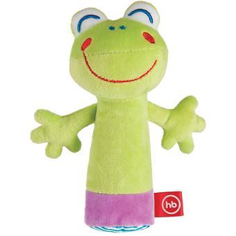 Игрушка-пищалка Happy Baby Cheepy Frogling - Minim