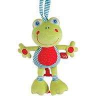 Игрушка мягконабивная Happy Baby Frolic Frogling