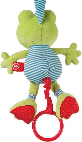 Уценка! Игрушка мягконабивная Happy Baby Frolic Frogling (5)