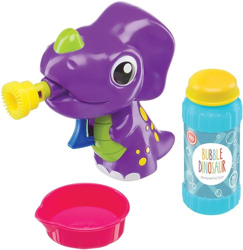 Набор для пускания мыльных пузырей Happy Baby Bubble Dinosaur (1)