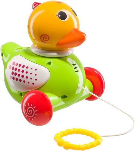 Игрушка-каталка Happy Baby Ducky (3)