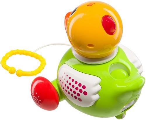 Игрушка-каталка Happy Baby Ducky (4)