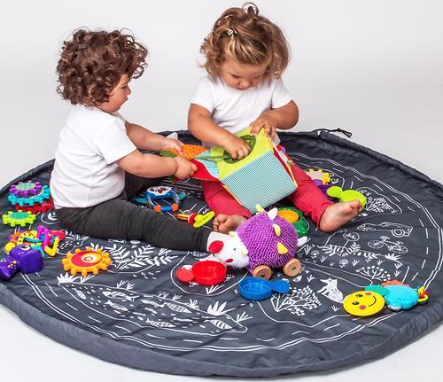 Сумка-коврик Happy Baby для игрушек (5)