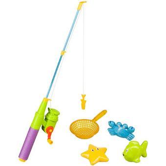 Набор игрушек для ванной Happy Baby Little Fishman - Minim