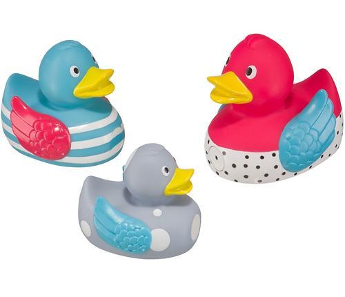 Набор игрушек Happy Baby для ванной FUNNY DUCKS (3)