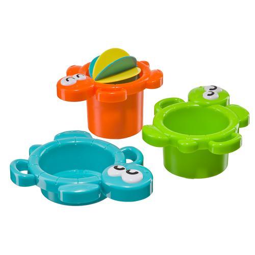 Набор игрушек Happy Baby для ванной AQUA TURTLES (4)