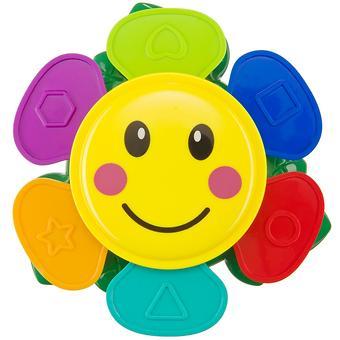 Набор игрушек Happy Baby для ванной Flower Puzzle - Minim