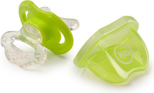 Прорезыватель Happy Baby силиконовый Silicone Teether Lime (7)