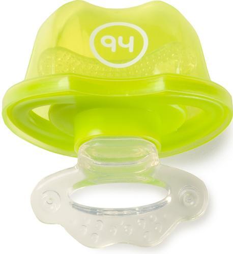 Прорезыватель Happy Baby силиконовый Silicone Teether Lime (6)