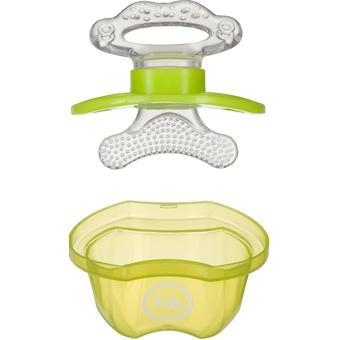 Прорезыватель Happy Baby силиконовый Silicone Teether Lime - Minim