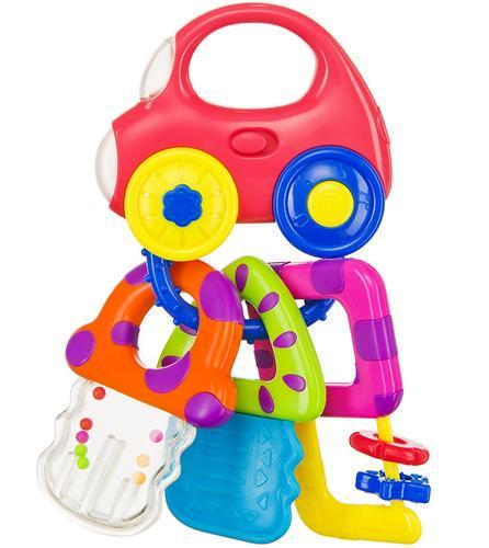 Музыкальный брелок Happy Baby Baby car keys (3)