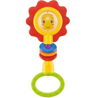 Погремушка Happy Baby Flower twist - Minim