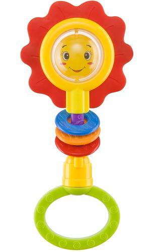 Погремушка Happy Baby Flower twist (3)