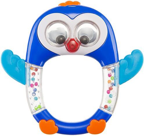 Музыкальная погремушка Happy Baby Penguin Lo-Lo (3)
