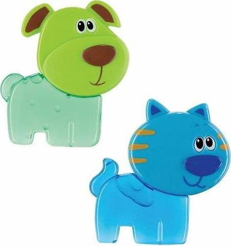 Прорезыватель с гелем Happy Baby Chilly Pets (3)